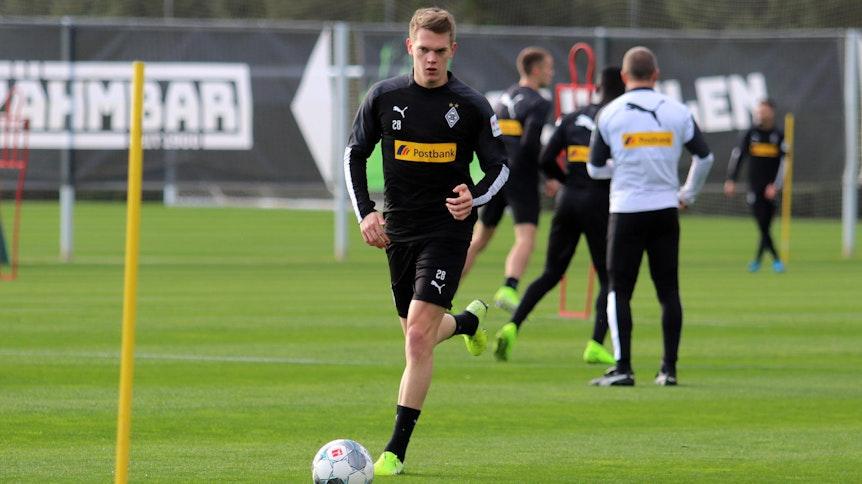 Matthias Ginter könnte seinen Vertrag bei Borussia Mönchengladbach um ein weiteres Jahr verlängern.