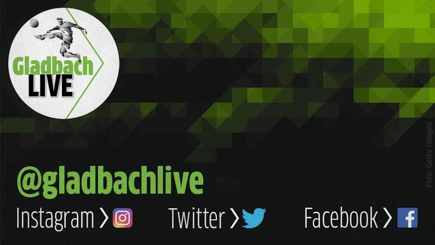 Hier finden Sie GladbachLIVE in den sozialen Netzwerken.