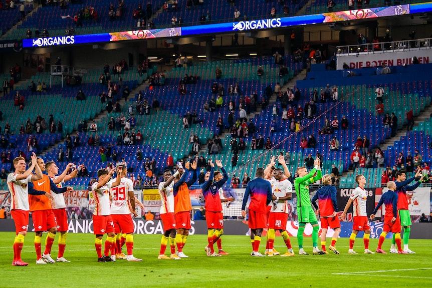 Fans im Stadion von RB Leipzig: Wie lange noch?