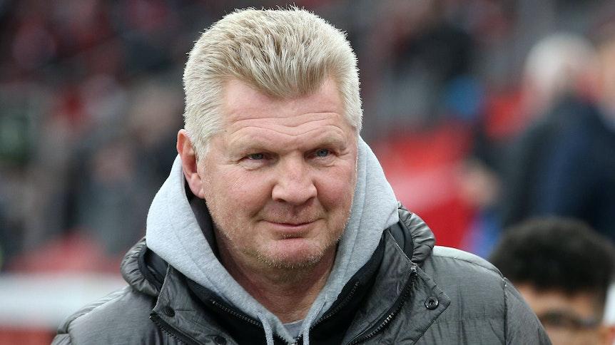 Der ehemalige Nationalspieler Stefan Effenberg arbeitet als Experte für den TV-Sender Sport1.