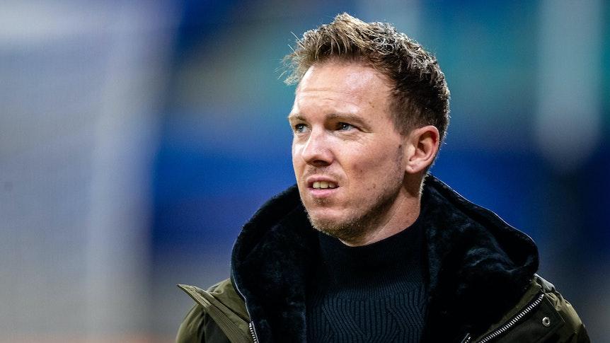 RB Leipzigs Coach Julian Nagelsmann und seiner Spieler hätten sich ein früheres Ende des Fußballjahres gewünscht.