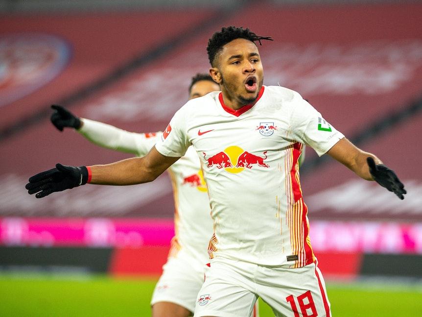 Könnte gegen Augsburg zurück ins Team kehren: Christopher Nkunku.