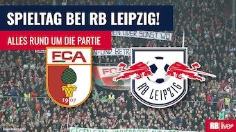 FC Augsburg gegen RB Leipzig