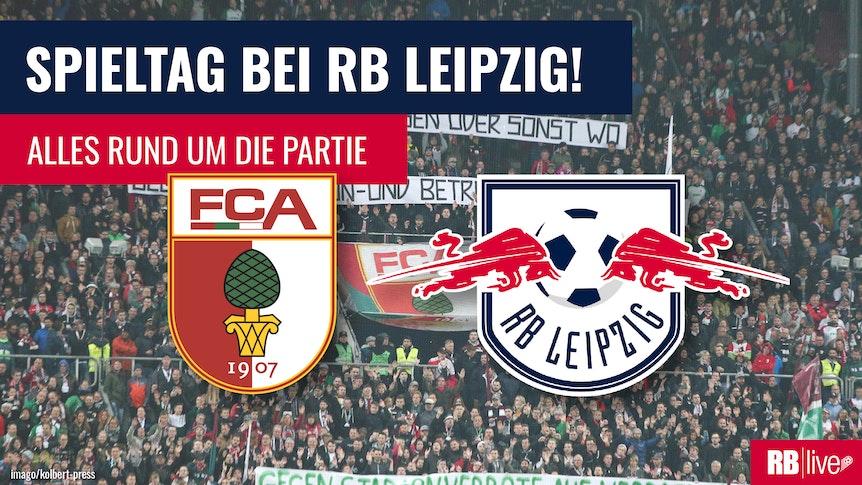 RB Leipzig gastiert beim FC Augsburg. Sehen Sie das Spiel im TV und im Livestream.