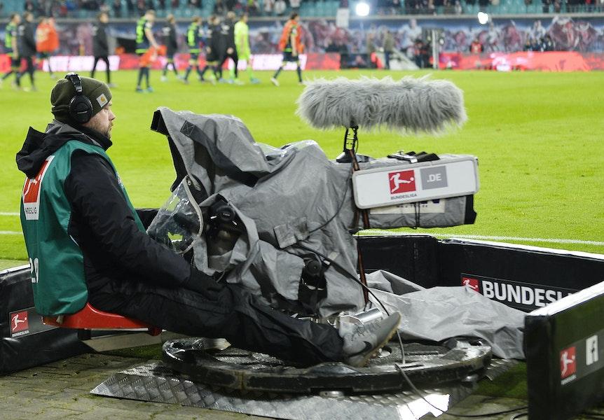 Sky hatte mit RB Leipzig gegen Schalke eine gute Quote.