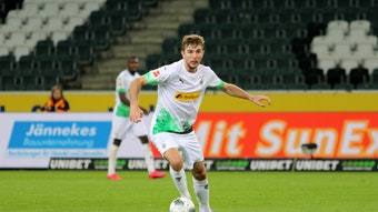 Christoph Kramer und seine Mitspieler von Borussia Mönchengladbach trainieren mittlerweile nur noch zu Hause.