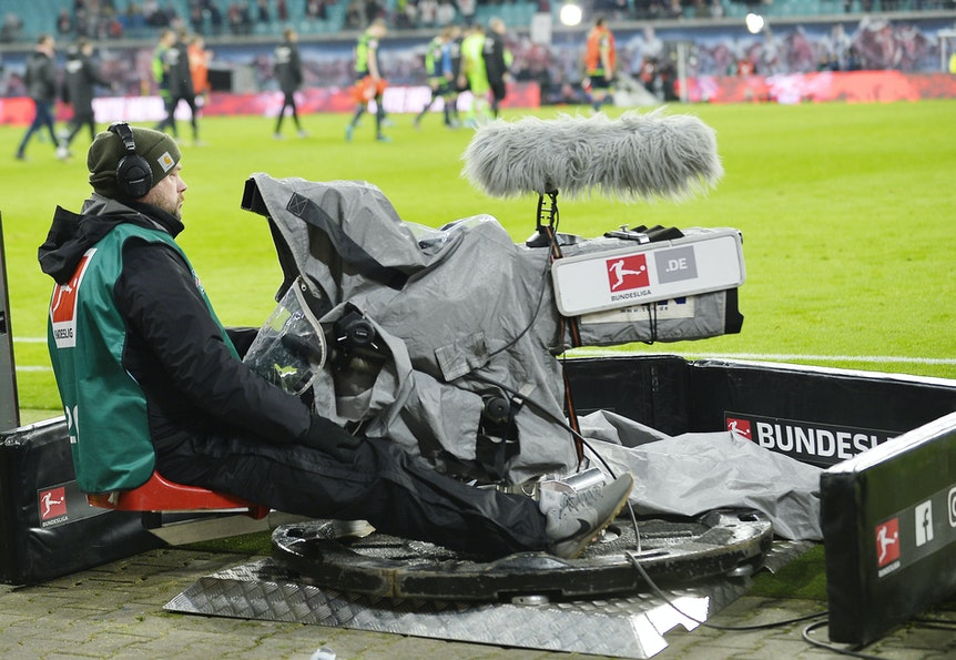 Sky hatte mit RB Leipzig gegen Bayer Leverkusen Erfolg.