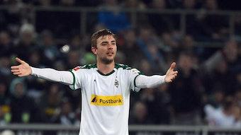 Borussias Mittelfeldspieler Christoph Kramer hat bereits bei einem Geisterspiel mitgewirkt.