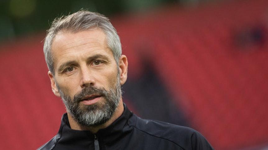 Marco Rose und Borussia Mönchengladbach haben neun Tage vor dem Neustart der Bundesliga wieder mit dem Team-Training begonnen.