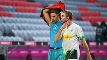 Marco Rose war nach dem 1:2 von Borussia Mönchengladbach gegen den FC Bayern München einigermaßen bedient.