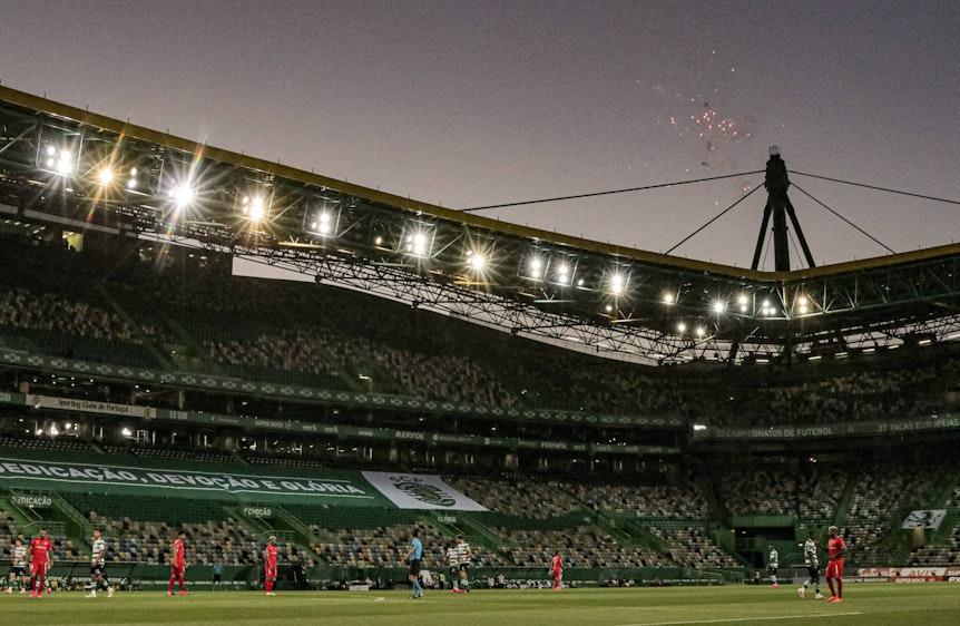 Estadio José Alvalade: Hier findet das Viertelfinale von RB Leipzig statt.