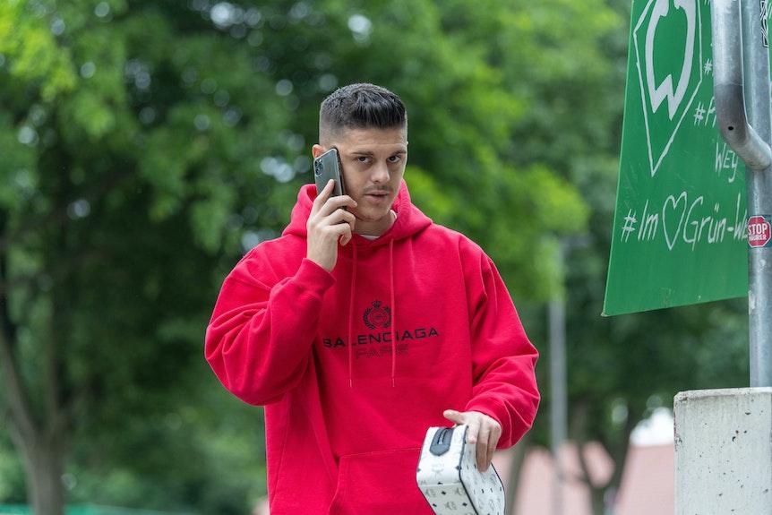 Hat bereits eine Einigung mit RB Leipzig erzielt: Milot Rashica.