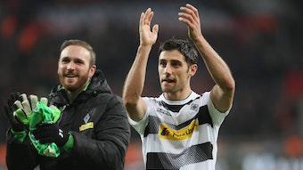 Tobias Sippel und Lars Stindl fingen 2015 gemeinsam bei Borussia Mönchengladbach an. Nächstes Jahr läuft ihr Vertrag aus.