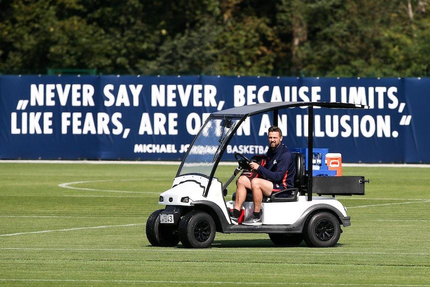 Physiotherapeut Alexander Sekora verlässt RB Leipzig