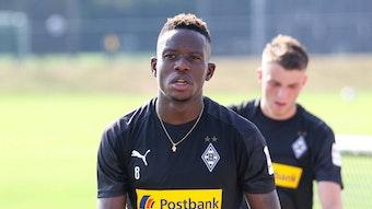 Denis Zakaria ist zurück auf dem Platz und will zum Start der Vorbereitung das Mannschaftstraining bei Borussia Mönchengladbach aufnehmen. (Archivfoto)