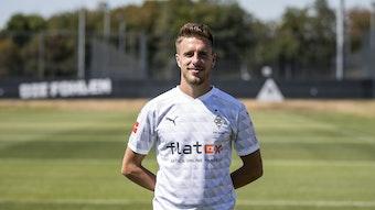 Patrick Herrmann spielt seit 2008 bei Borussia Mönchengladbach.