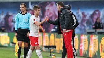 """Dano Olmo ist jetzt wie Julian Nagelsmann einer der Unterstützer von """"COmmon Goal""""."""