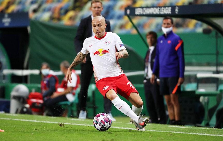 Angelinos Zukunft bei RB Leipzig ist weiter offen.