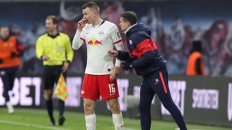 Lukas Klostermann findet, Robert Klauß kennt ihn und RB etwas zu gut.