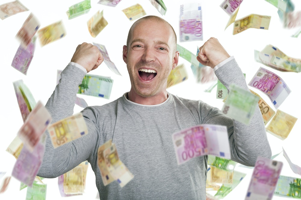 Die meisten Lottomillionäre gibt es in Deutschland.