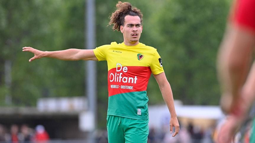 Arthur Theate spielt für KV Oostende.