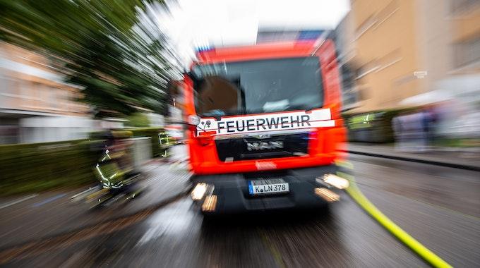 Fahrzeug der Feuerwehr Köln