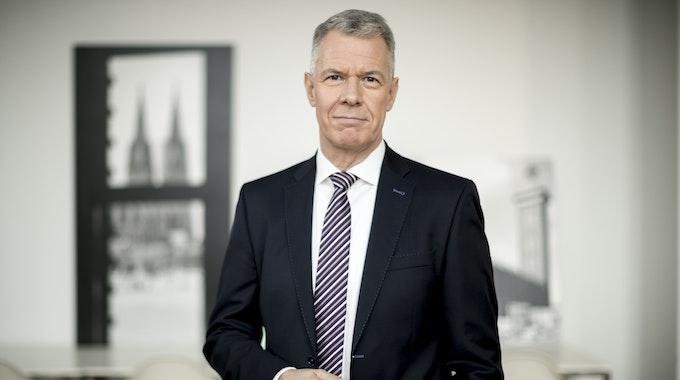 RTL-Chefmoderator Peter Kloeppel hat mit EXPRESS gesprochen.