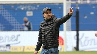 Daniel Meyer war Chefcoach bei Eintracht Braunschweig) und trainiert jetzt die U19 von RB Leipzig.