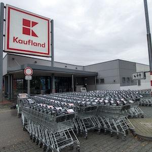 Unser Foto zeigt eine Kaufland-Filiale. Wirbel um Versandkosten in Höhe von 5000 Euro.