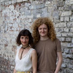 """Die Veranstalter des""""StrangeMusic Festivals"""": Luminita Banuta und Christoph Götzen Fotos vom Veranstalter zur Verfügung gestellt."""