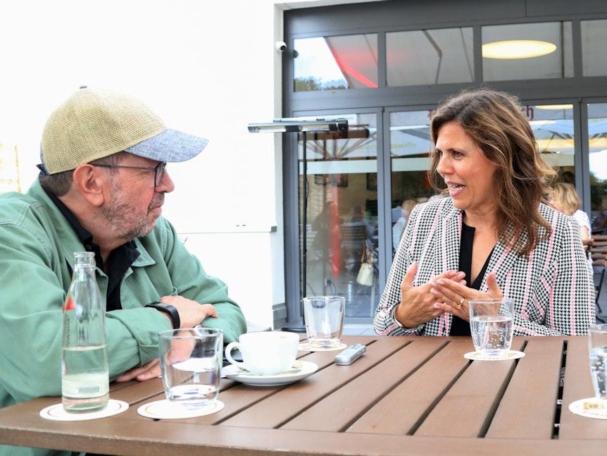 Bettina Mötting im Interview mit EXPRESS.