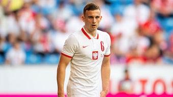 Bereits fünf Spiele für Polen: Kacper Kozlowski