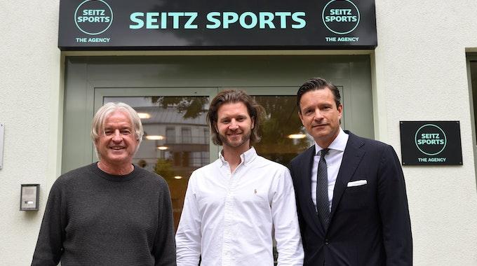In Braunsfeld öffnet Seitz Sports 'The Agency'. Eine Berateragentur für Fußballspieler