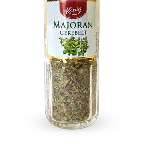 """Gerebelter Majoran der Lidl-Marke """"Kania"""" wird vom Hersteller zurückgerufen."""