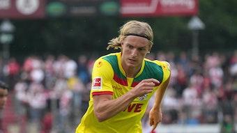 Sebastian Bornauw hielt mit Köln vergangene Saison die Klasse.