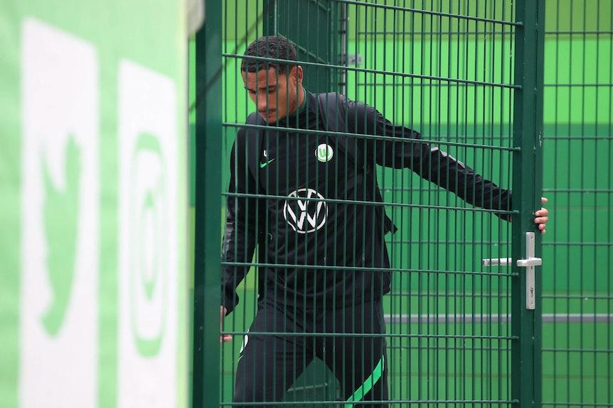 Maxence Lacroix könnte auch beim VfL Wolfsburg bleiben.