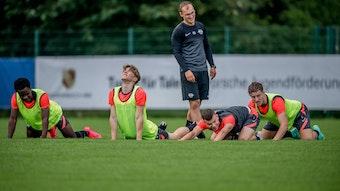Leipzigs U19-Nachwuchs brach ein Turnier in Holland ab.