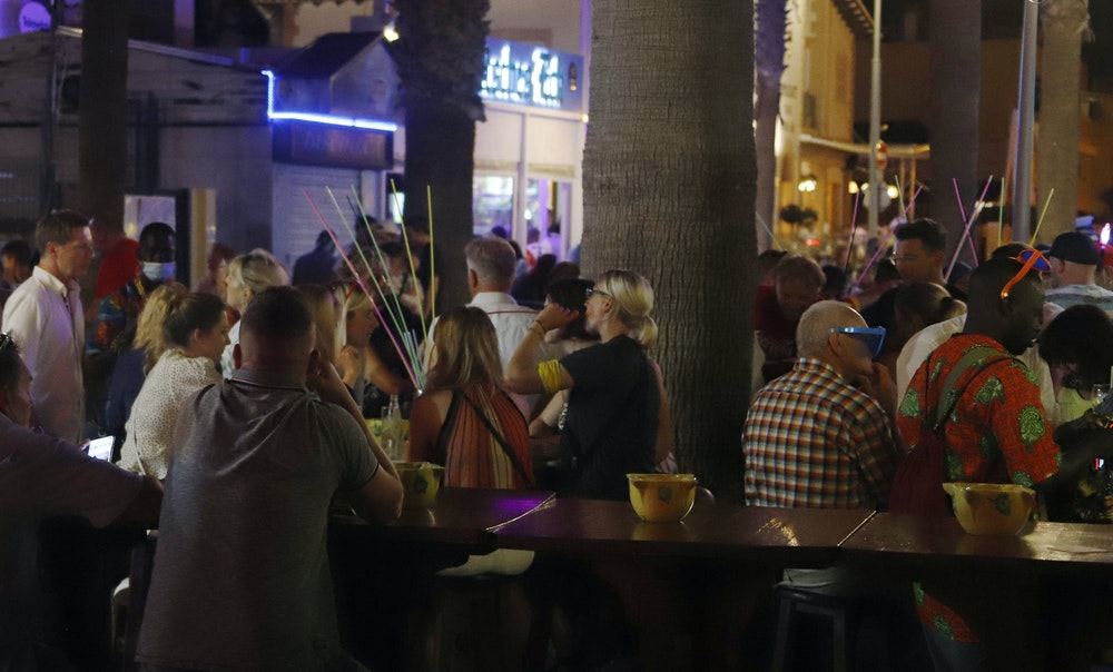 Die Corona-Regeln auf Mallorca werden wegen der Delta Variante verschärft. Das Foto wurde im Sommer 2020 auf Mallorca gemacht