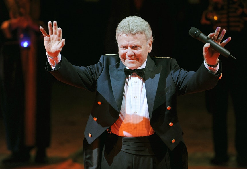 Circusdirektor Gerd Siemoneit-Barum ist tot