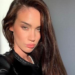 Gloria-Sophie Burkandt, Tochter von Markus Söder, auf einem Instagram-Selfie von 2019.