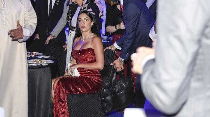 Georgina Rodriguez weiß, wie sie sich in Szene setzt. Jetzt landete die Freundin von Fußball-Superstar Cristiano Ronaldo einen Instagram-Volltreffer.