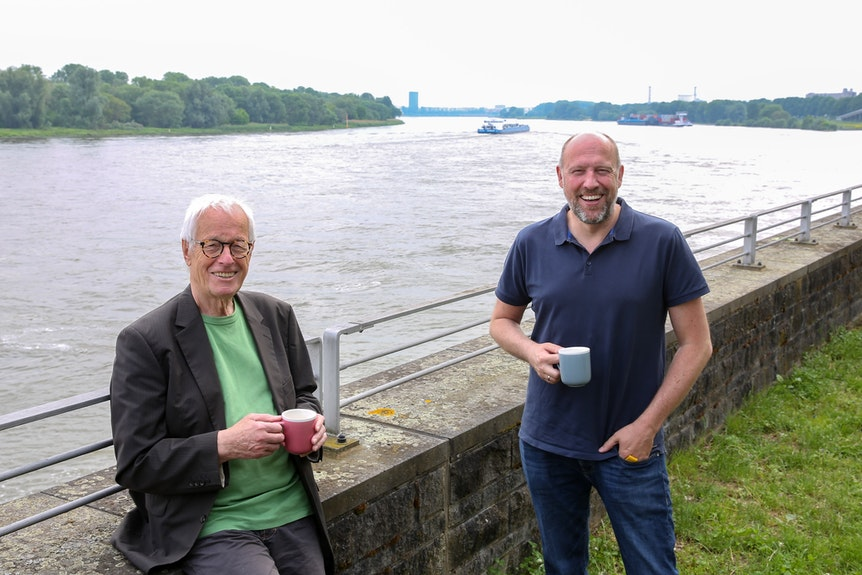 Horst Stellmacher im Gespräch mit Jan Pistor