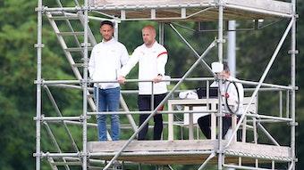 Christopher Vivell erwartet noch weitere Verändrungen bei RB Leipzig.