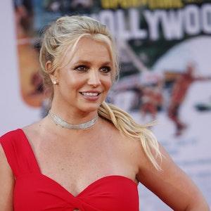 US-Popstar Britney Spears lächelt im Juli 2019 bei einer Filmpremiere.
