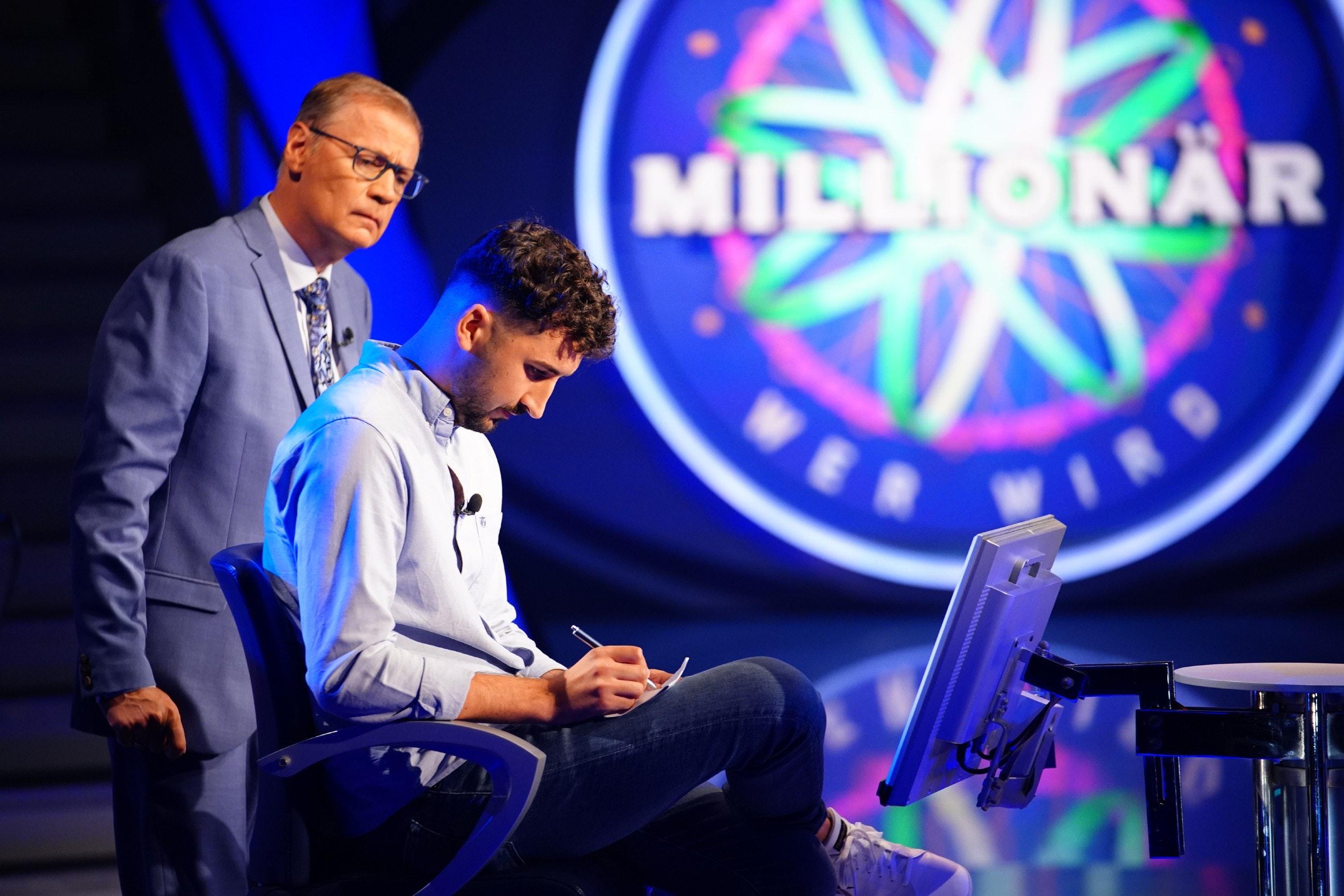 Wer wird Millionär: Kandidat verblüfft Jauch mit Trick