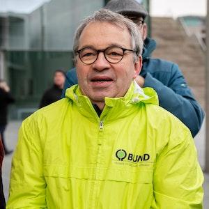 Olaf Bandt, Vorsitzender des Bund für Umwelt und Naturschutz Deutschland (BUND)