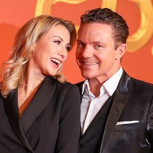 Anna-Carina Mross und der Musiker Stefan Mross kommen zur 26. José-Carreras-Gala am 10.12.2020