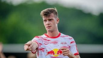 RB Leipzig würde Alexander Sörloth wohl abgeben, wenn der Preis stimmt.