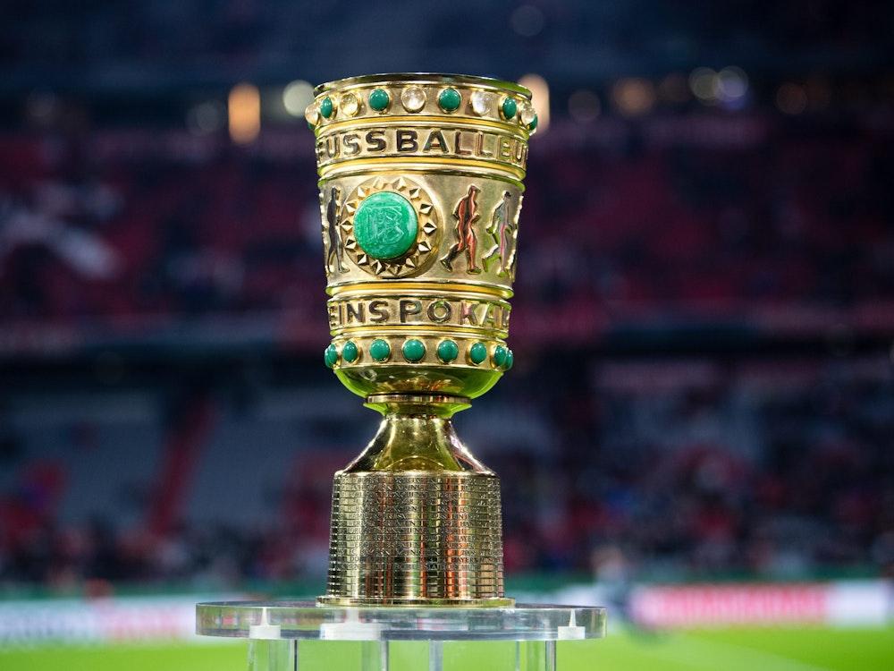 DFB-Pokal: Bayern muss in der ersten Runde bei Oberligist Bremer SV ran.