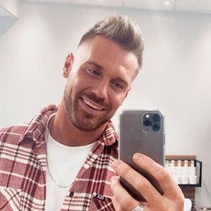 """Chris Broy, Teilnehmer von """"Kampf der Realitystars"""" 2021, Selfie vom 15. Mai 2021. Screenshot zur Berichterstattung erstellt"""